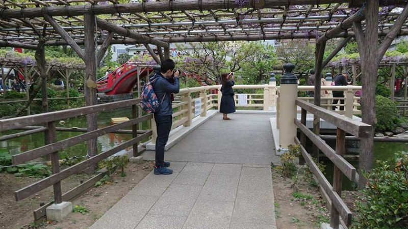 kameido-tenjin-flat-paths