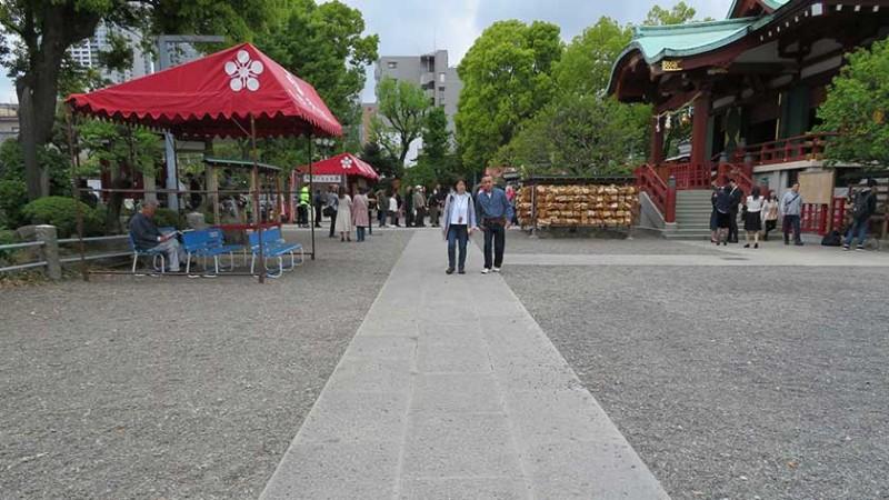 kameido-tenjin-path