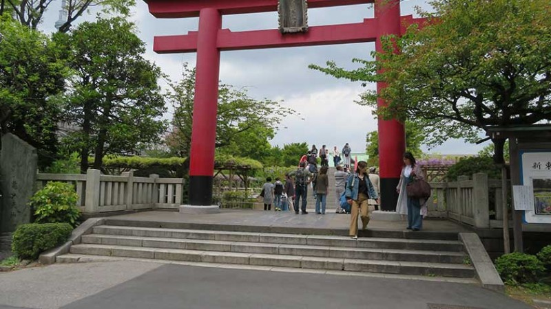kameido-tenjin-torii-steps