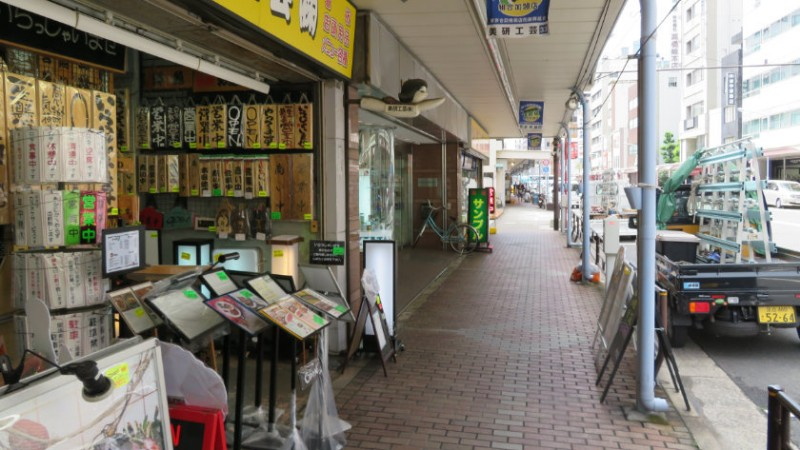 kappabashi-street-street