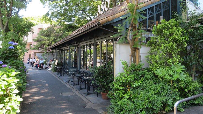 Daikanyama cafe