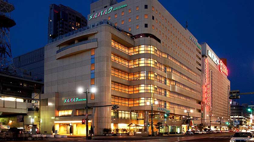 Hotel Miel Parque Hiroshima