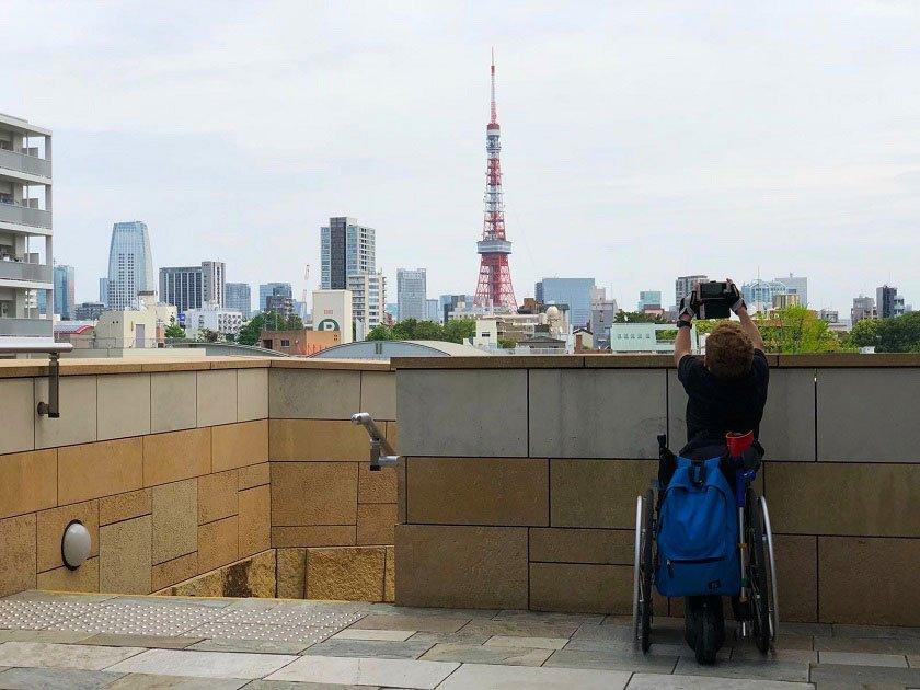 Joan in Tokyo