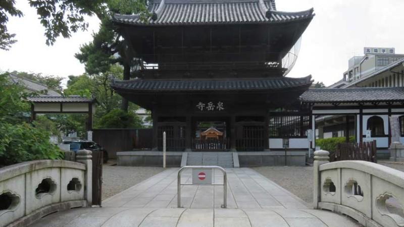sengakuji-temple-gate
