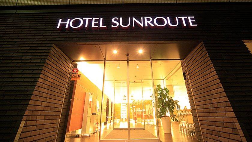 Sunroute Higashi-Shinjuku