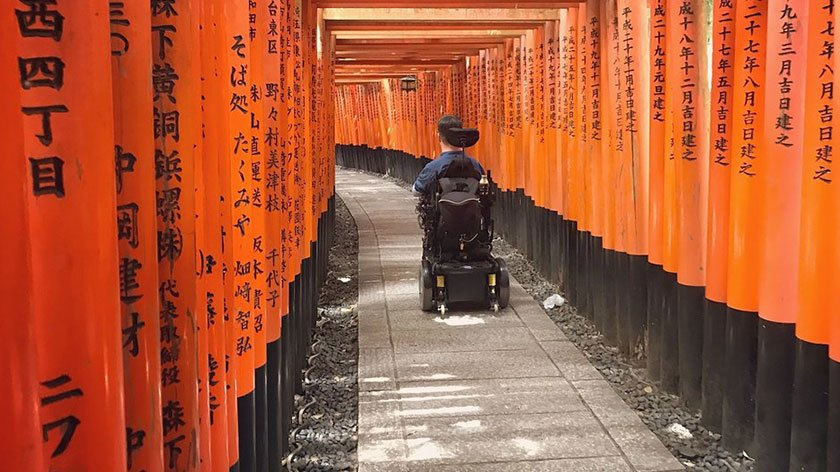 Exploring Accessible Touring in Kyoto