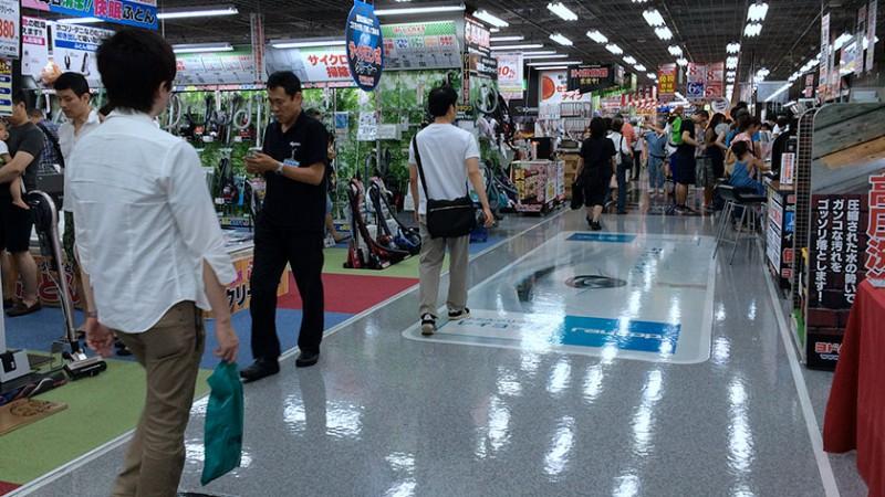 yodobashi-floor