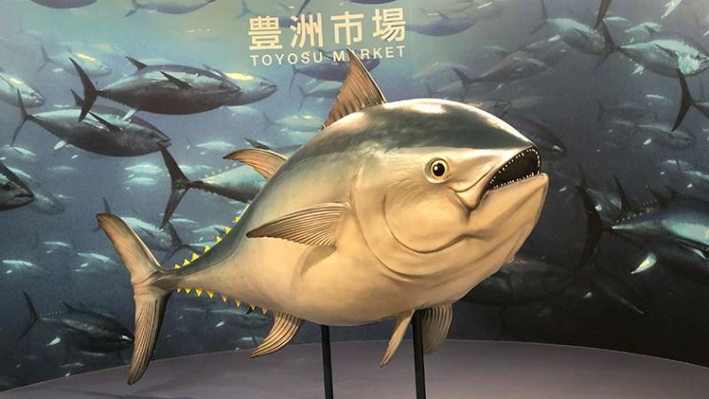 toyosu-market-fish-statue