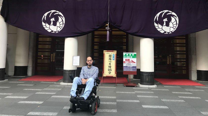 Mark at Kabukiza