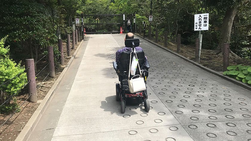 A Pilgrim's Tale: Religion, Ritual, and Physical Disability in Japan