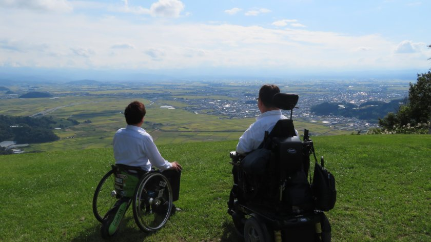 Making the skies of Yamagata accessible to all