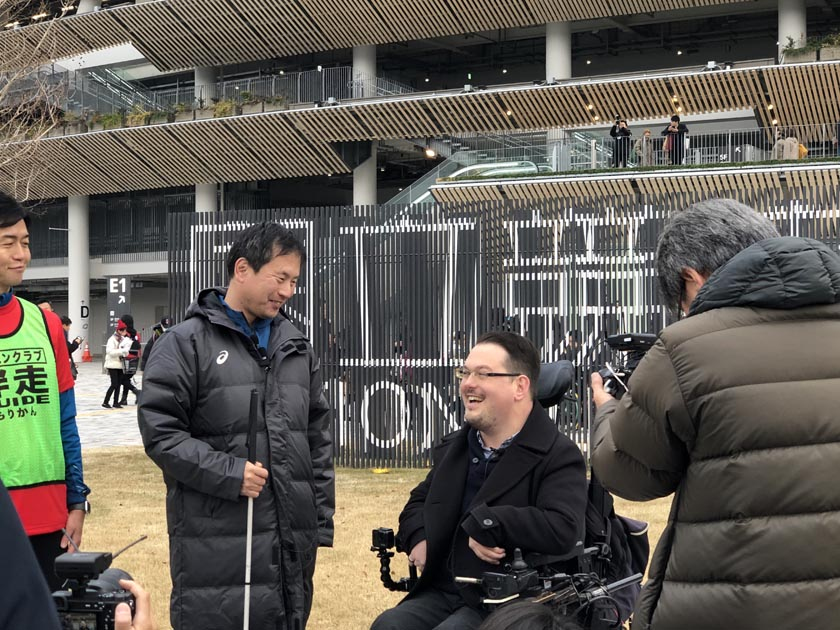 Interview with Junichi Kawai