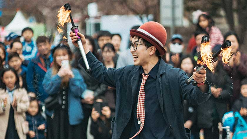 Fire stick entertainer