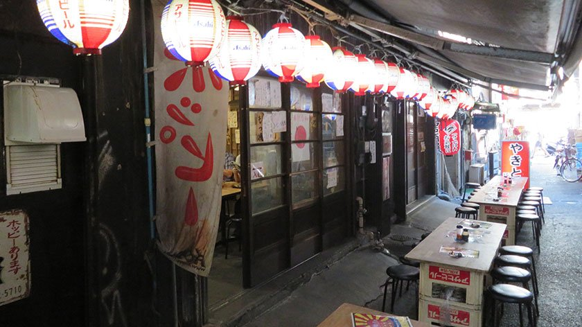 Restaurant in Ameyoko