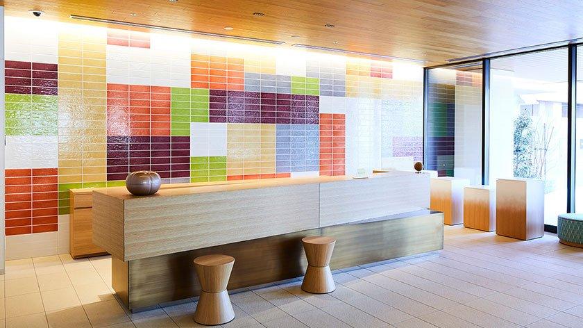 Hotel Intergate Kanazawa Front Desk