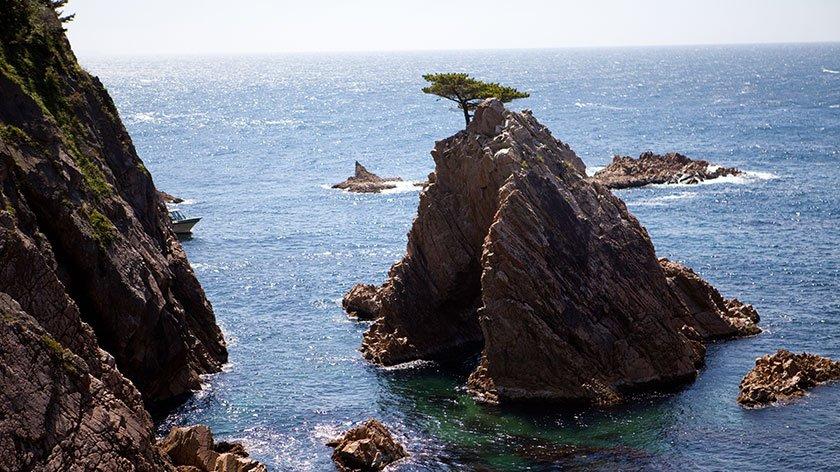 Uradome Coast Island Cruise