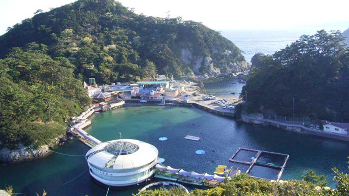 Shimoda Underwater Aquarium