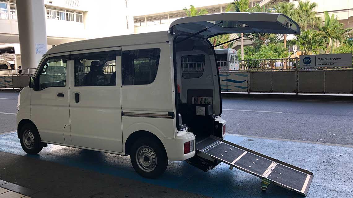 Accessible rent-a-car