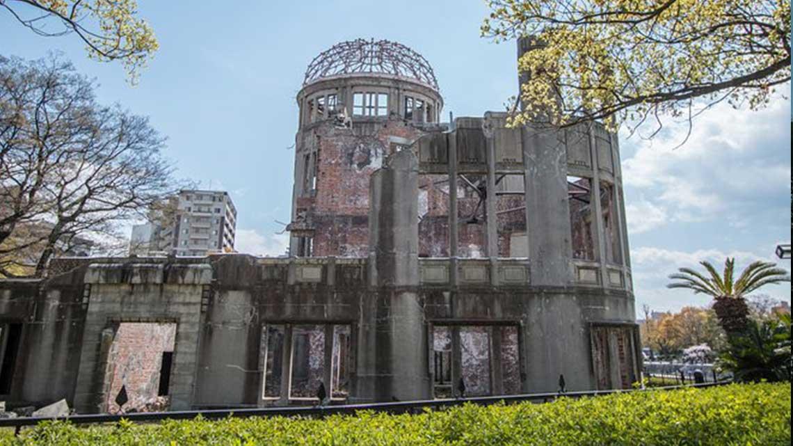 Atomic Dome at Hiroshima Peace Park